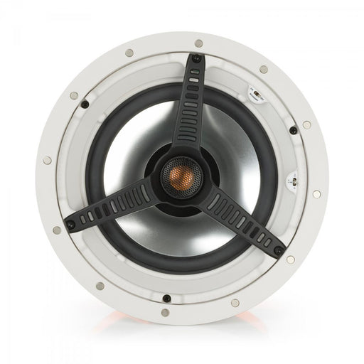 "Monitor Audio CT280 Trimless 200 8"" In-Ceiling Speaker (Each) - Safe and Sound HQ"