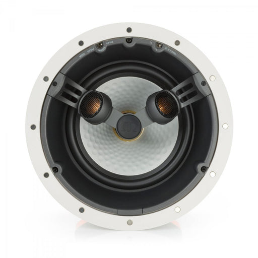 "Monitor Audio CT380-FX Trimless 300 8"" In-Ceiling Dipole Bipole Surround Speaker (Each) - Safe and Sound HQ"