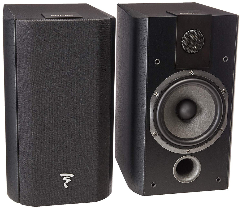 Focal Chorus 605 Two-Way Bookshelf Speakers (Pair) - Safe and Sound HQ