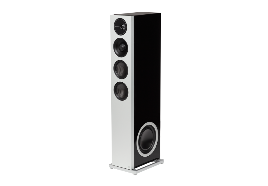 "Definitive Technology Demand D15 Floorstanding Speaker with Dual 8"" Passive Bass Radiators (Pair) - Safe and Sound HQ"