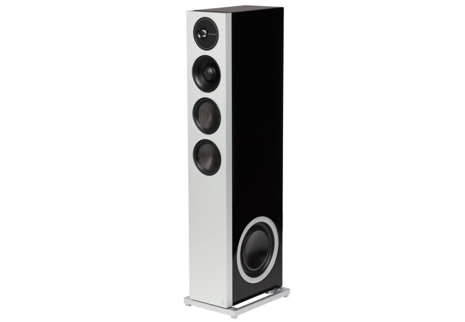 "Definitive Technology Demand D17 Floorstanding Speaker with Dual 10"" Passive Bass Radiators (Pair) - Safe and Sound HQ"