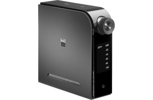 NAD Electronics D 3020 Hybrid Digital DAC Amplifier Factory Refurbished - Safe and Sound HQ