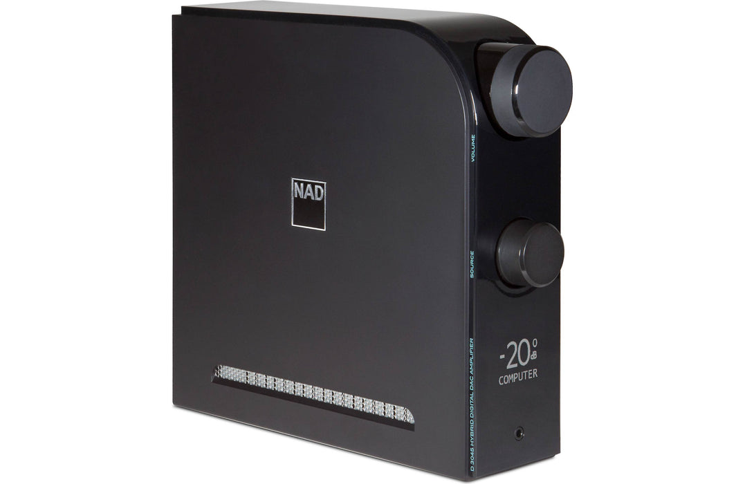 NAD Electronics D 3045 Hybrid Digital DAC Amplifier Factory Refurbished - Safe and Sound HQ