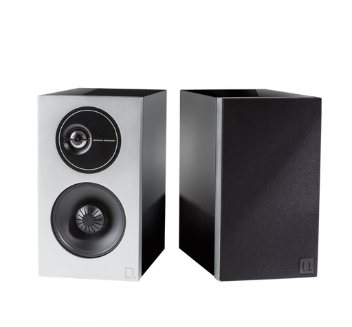 Definitive Technology D7 Demand Series Bookshelf Speakers Open Box Black (Pair) - Safe and Sound HQ