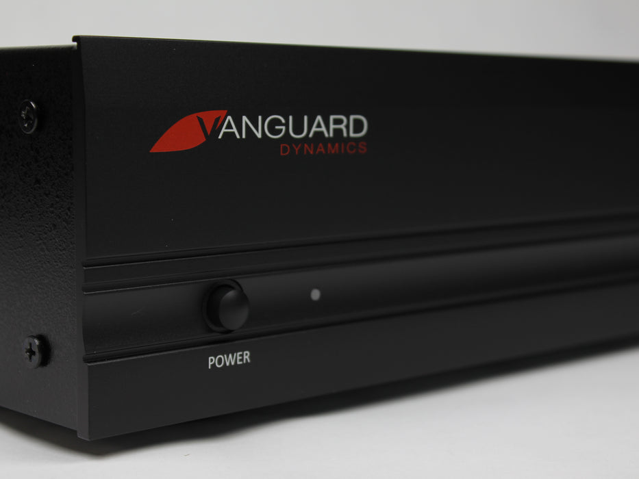 Vanguard Dynamics DA-12050 12 Channel Power Amplifier - Safe and Sound HQ