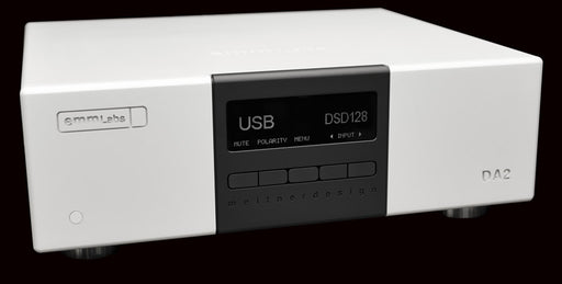EMM Labs DA2 V2 Digital to Analog Converter - Safe and Sound HQ
