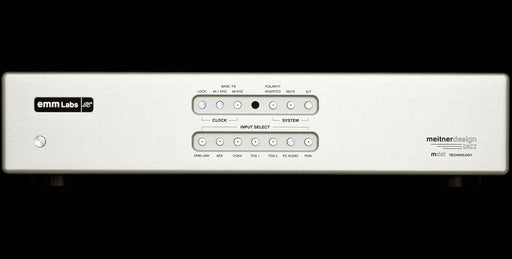 EMM Labs DAC2X V2 Premium Digital to Analog Converter - Safe and Sound HQ