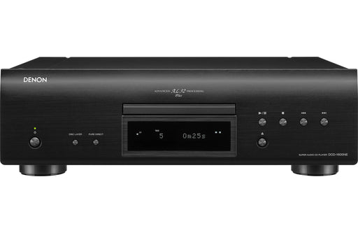 Denon DCD-1600NE Super Audio CD Player - Safe and Sound HQ
