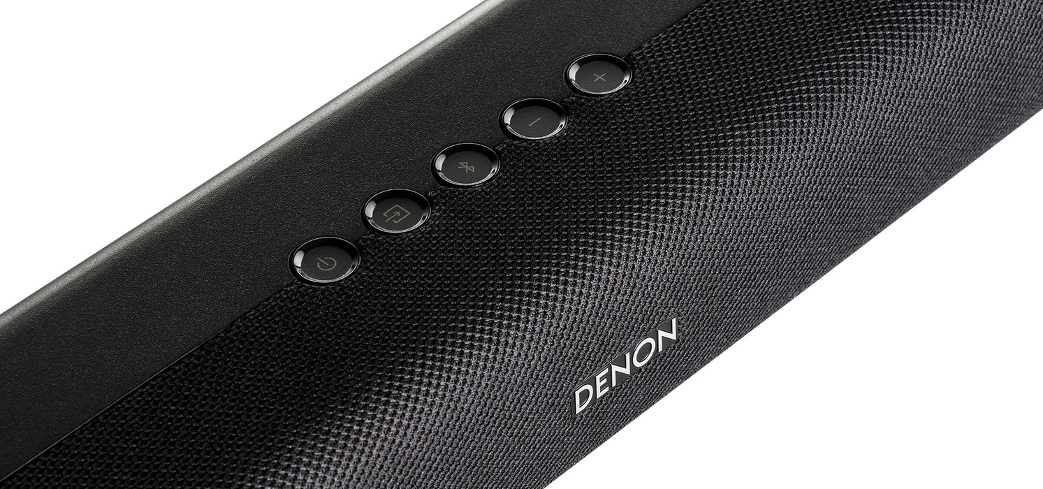 Denon DHT-S316 Home Theater Sound Bar System with Wireless Subwoofer - Safe and Sound HQ