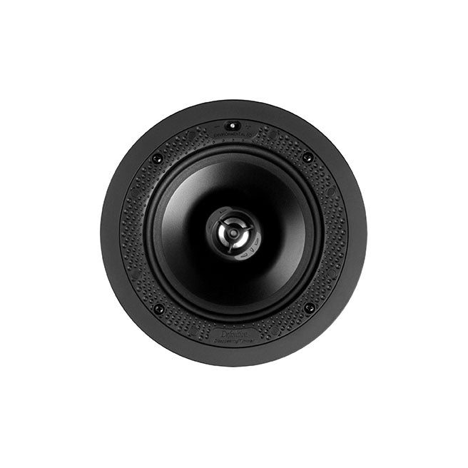 Definitive Technology DI6.5R Disappearing In-Ceiling Speaker (Each) - Safe and Sound HQ