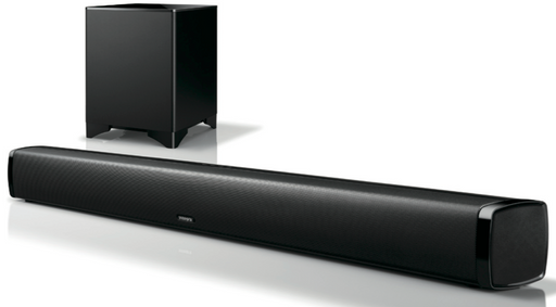 Integra DLB-40.6 Powered Soundbar Speaker System with Wireless Suwboofer - Safe and Sound HQ