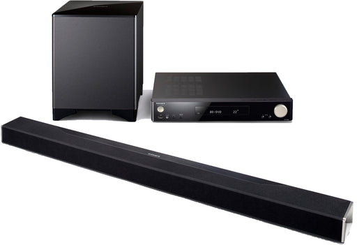 Integra DLB-5 Object Based Surround Soundbar System - Safe and Sound HQ