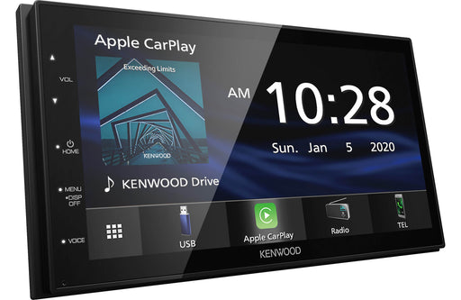 Kenwood DMX4707S Digital Multimedia Receiver with Bluetooth - Safe and Sound HQ