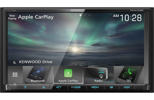 Kenwood Excelon DMX706S Digital Multimedia Receiver - Safe and Sound HQ