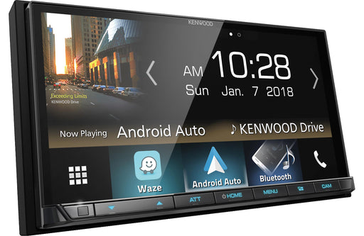 Kenwood DMX7705S Digital Media Receiver with Bluetooth - Safe and Sound HQ