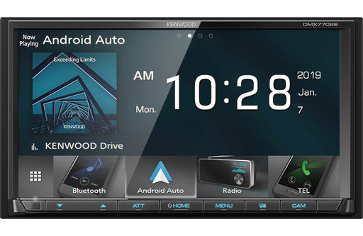 "Kenwood DMX7706S 6.95"" Digital Multimedia Receiver - Safe and Sound HQ"