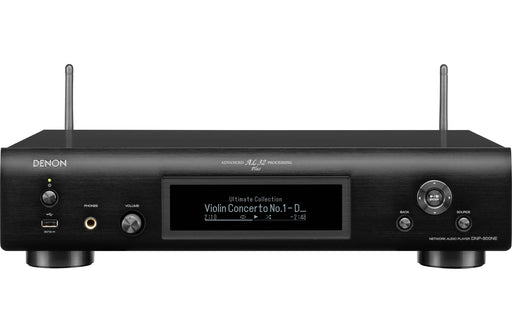 Denon DNP-800NE Network Streaming Music Player with Wi-Fi and Bluetooth - Safe and Sound HQ