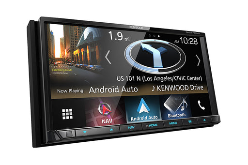Kenwood DNX775RVS RV/Truck AV Navigation System with Bluetooth - Safe and Sound HQ