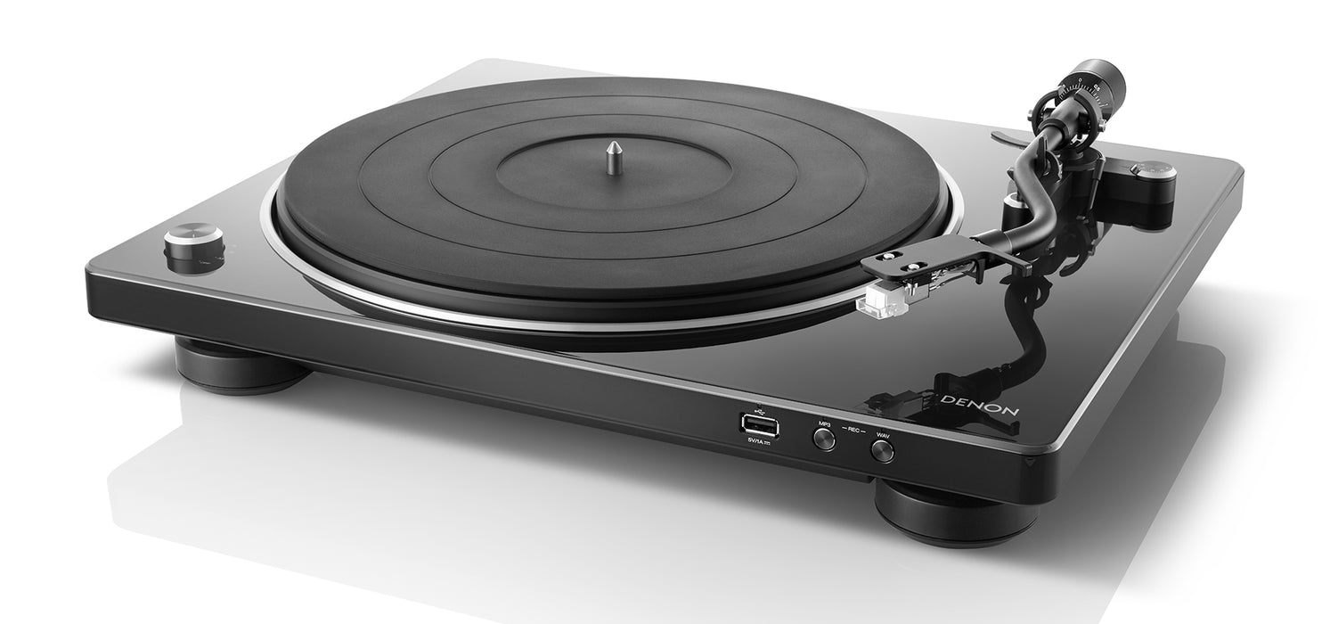 Denon DP-450USB Hi-Fi Turntable with USB - Safe and Sound HQ