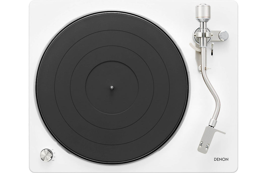 Denon DP-450USB Turntable with Ortofon 2M Bronze Phono Cartridge Bundle - Safe and Sound HQ