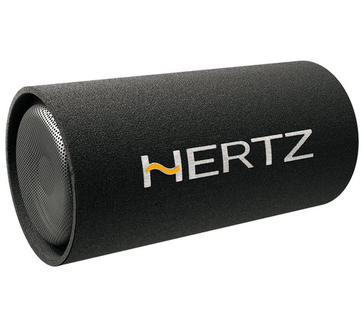 "Hertz DST 30.3B Dieci Series 12"" Tube 4 Ohm Sub Box - Safe and Sound HQ"