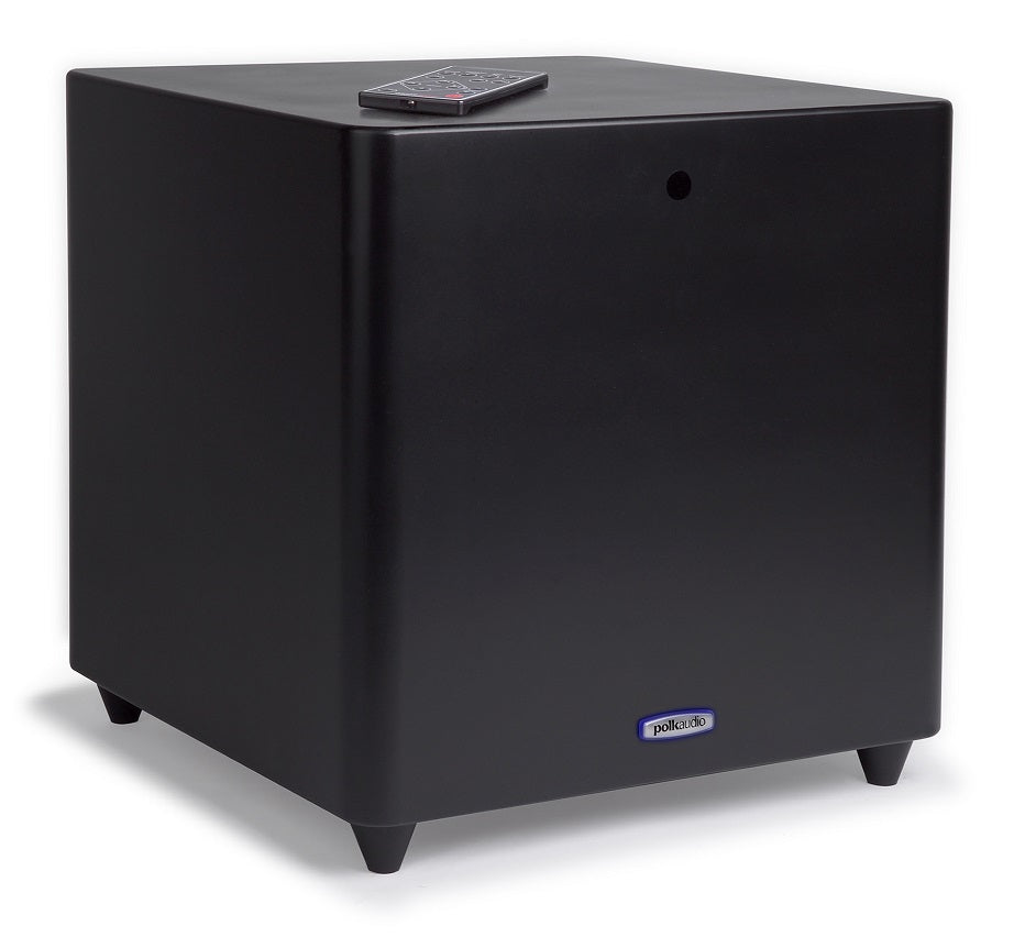 Polk Audio DSW Pro 550wi 10 inch Powered Subwoofer - Safe and Sound HQ