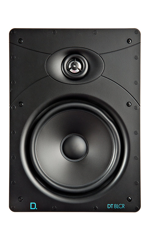 Definitive Technology DT8LCR 8 Inch In-Wall LCR Speaker (Each) - Safe and Sound HQ