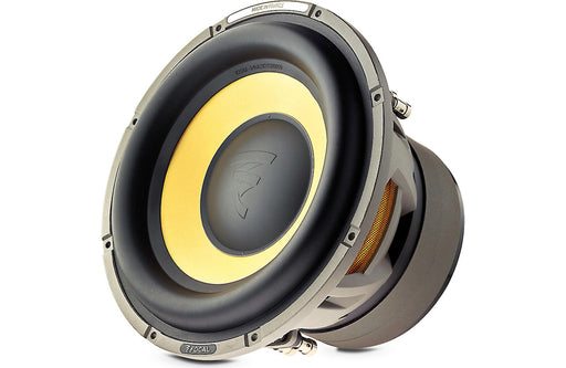 "Focal E 25 KX K2 Power 10"" Subwoofer (Each) - Safe and Sound HQ"