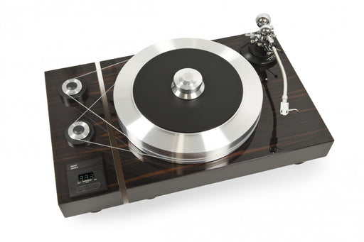 EAT Forte Mass Loaded Turntable with Separate Sub Chassis - Safe and Sound HQ