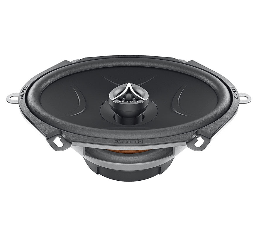 "Hertz ECX 570.5 Energy Series 2-Way 5"" x 7"" Coaxial Speaker (Pair) - Safe and Sound HQ"