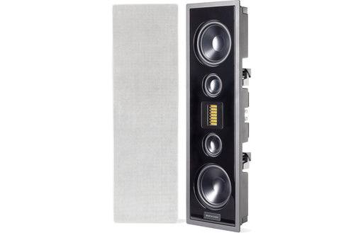 Martin Logan Edge Rectangular In-Wall Speaker Factory Refurbished (Each) - Safe and Sound HQ