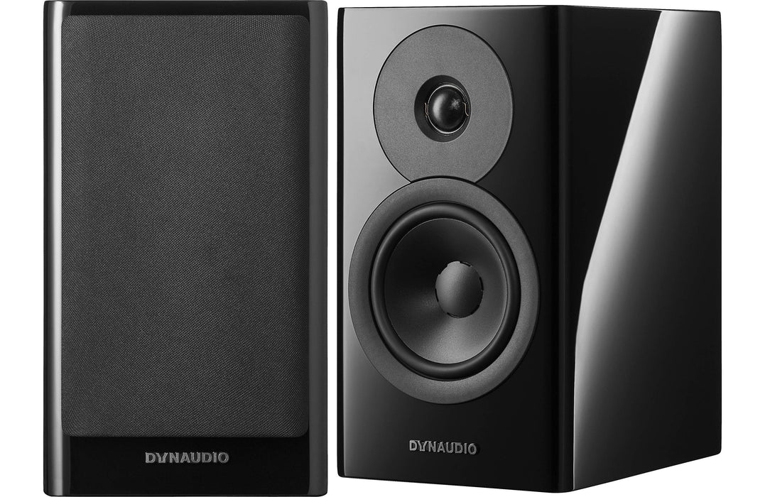 Dynaudio Evoke 10 Bookshelf Speakers (Pair) - Safe and Sound HQ