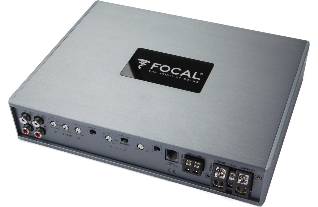 Focal FDP1.900 Performance Mono Amplifier - Safe and Sound HQ