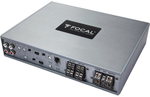 Focal FDP 4.600 Performance Four Channel Amplifier - Safe and Sound HQ