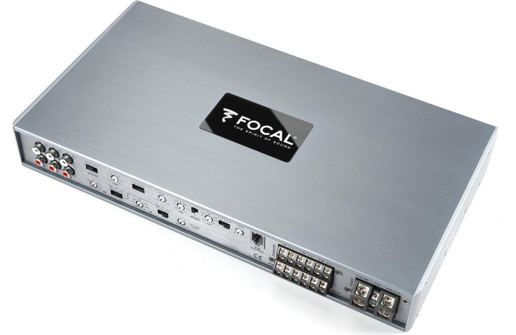 Focal FDP 6.900 Performance Six Channel Amplifier - Safe and Sound HQ