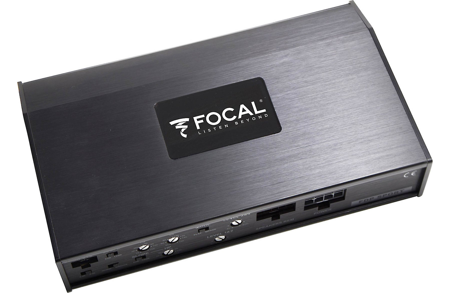 Focal FDP Sport Performance Motorcycle and All-Terrain Four Channel  Amplifier