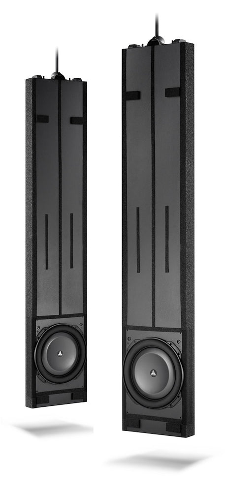 JL Audio Fathom IWS-SYS-2 Dual 13.5-Inch In-Wall Powered Subwoofer System - Safe and Sound HQ