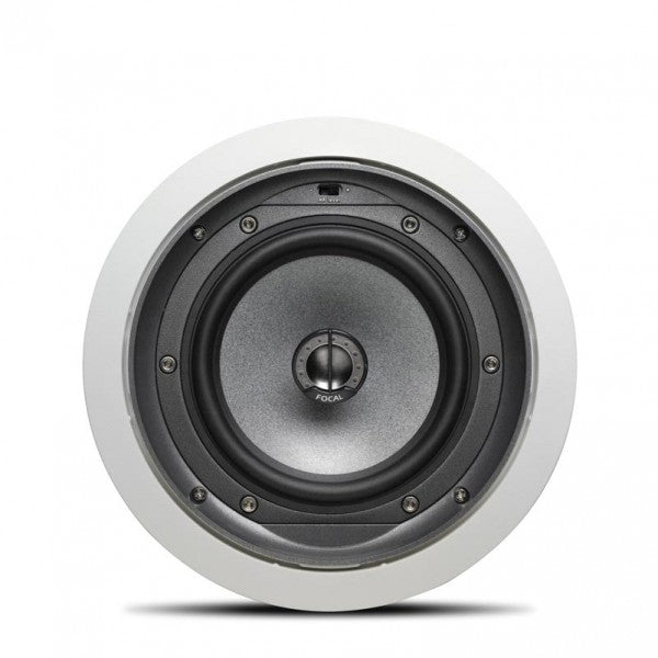 "Focal IC1002 Electra Series In-Ceiling 6.5"" W Cone Speaker with Aluminum-Magnesium Tweeter (Each) - Safe and Sound HQ"
