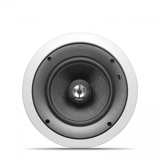 "Focal IC106 Custom Integration 6.5"" In-Ceiling Fiberglass Cone Speaker (Each) - Safe and Sound HQ"