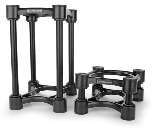 Isoacoustics ISO-130 Isolation Stands for Studio Monitor Speakers (Pair) - Safe and Sound HQ