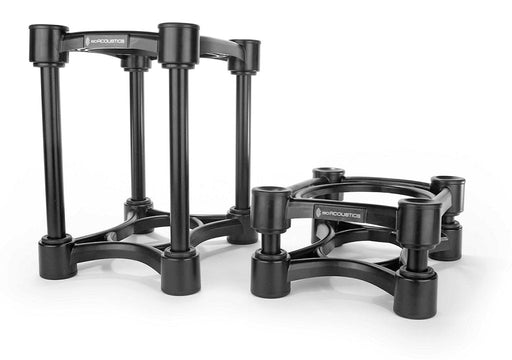 Isoacoustics ISO-155 Isolation Stands for Studio Monitor Speakers (Pair) - Safe and Sound HQ