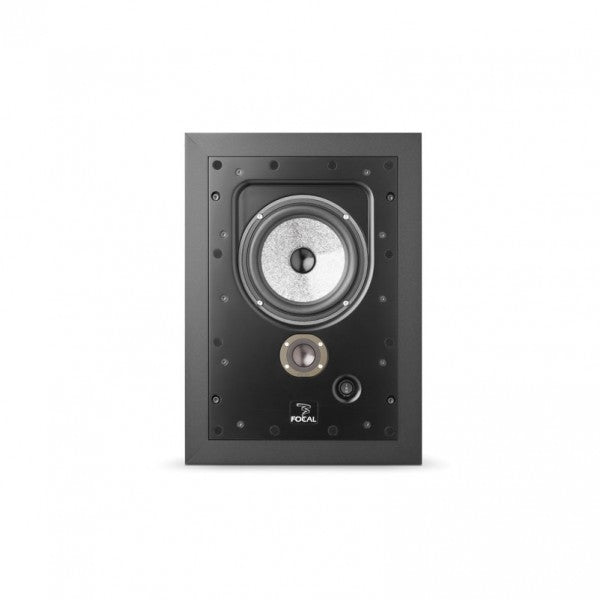 "Focal IW1002 Electra Series In-Wall 6.5"" 2-Way Cone Speaker with Aluminum-Magnesium Tweeter (Each) - Safe and Sound HQ"