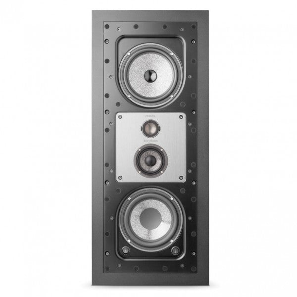 Focal IW1003BE Electra Series In-Wall 3-Way Cone Speaker with BE Tweeter (Each) - Safe and Sound HQ