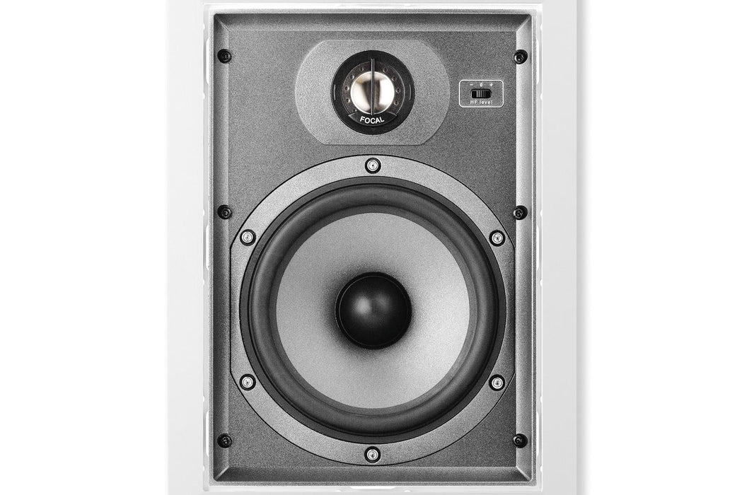 "Focal IW706V Chorus Series In-Wall 6 1/2"" Polyglass Cone Speaker (Each) - Safe and Sound HQ"