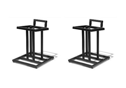 JBL JS-80 Speakers Stands for L82 Classic Speakers (Pair) - Safe and Sound HQ