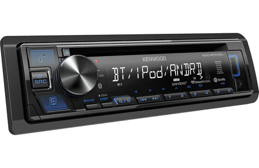 Kenwood KDC-BT275U CD Receiver with Bluetooth - Safe and Sound HQ