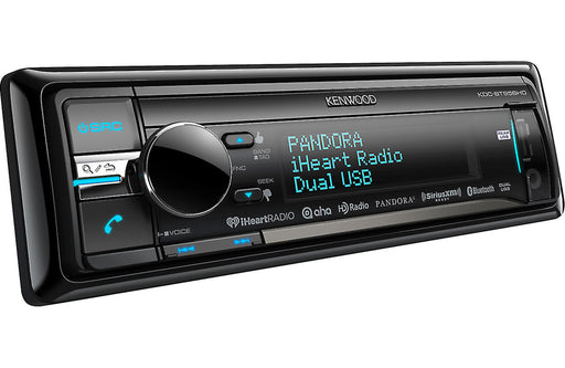 Kenwood KDC-BT958HD CD Receiver with Built-in Bluetooth and HD Radio - Safe and Sound HQ