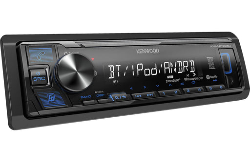 Kenwood KMM-BT225U Digital Media Receiver with Bluetooth - Safe and Sound HQ