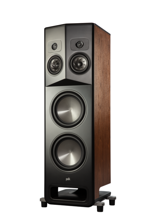 Polk Audio Legend L800 Floorstanding Tower Speaker With Sda Pro Techno Safe And Sound Hq