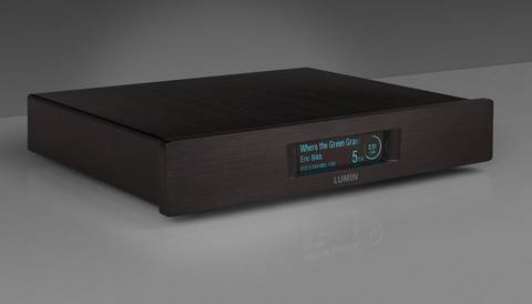 Lumin D2 Network Music Streamer - Safe and Sound HQ